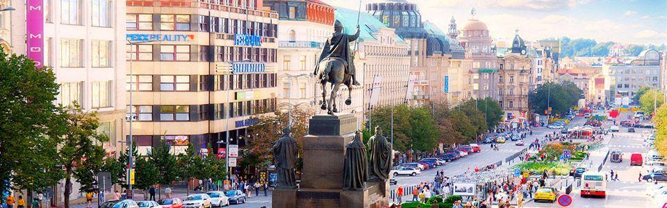 Прага в июле — от 26,500 руб!