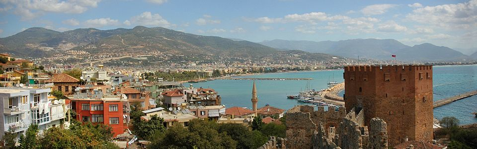 Горящий тур из Оренбурга в Турцию от 18,000 руб