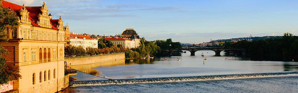 Прага на зимние каникулы — всего 20,800 руб!