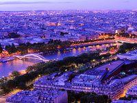 Экскурсионный тур в Париж летом