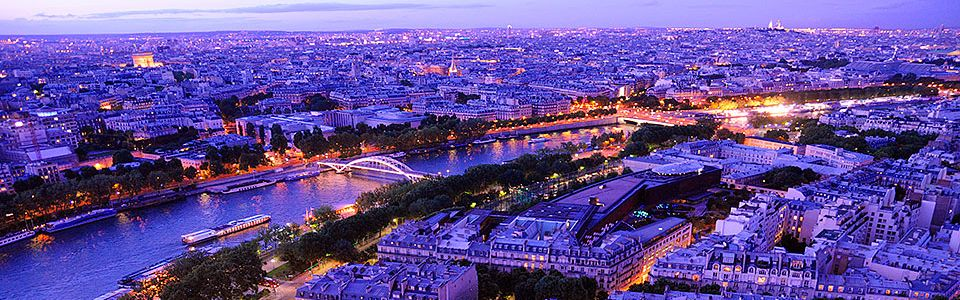 Париж на майские из Оренбурга!