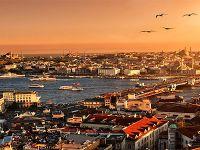 Стамбул из Уфы в январе