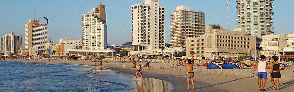 Туры в Израиль — на Красное и Мертвое моря!