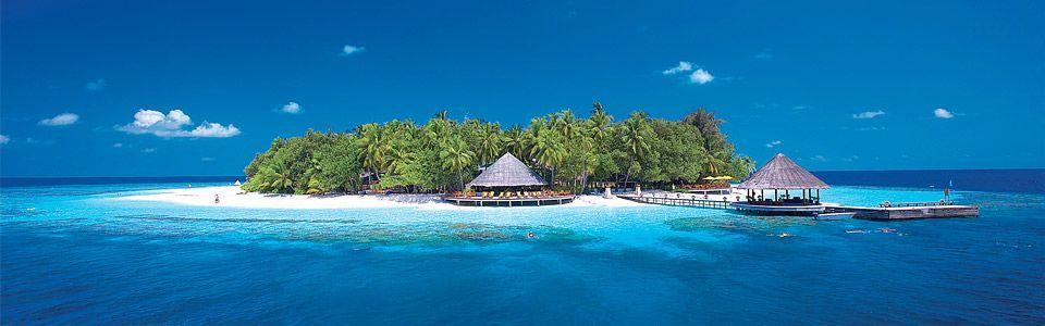 Мальдивы на НГ каникулы — от 98,000 руб!