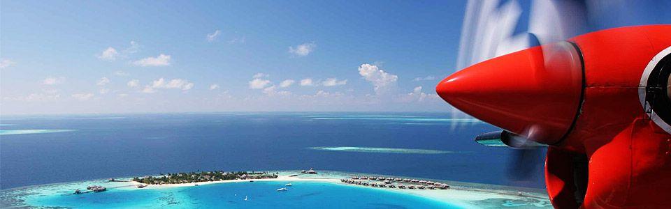Мальдивы — от 89,000 руб!
