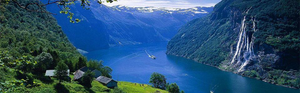 Тур в Норвегию, Швецию и Финляндию!