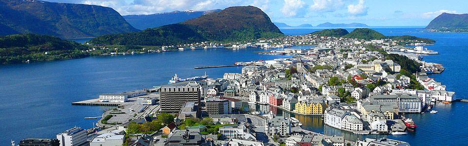 Круиз по Скандинавии — 31,400 руб!