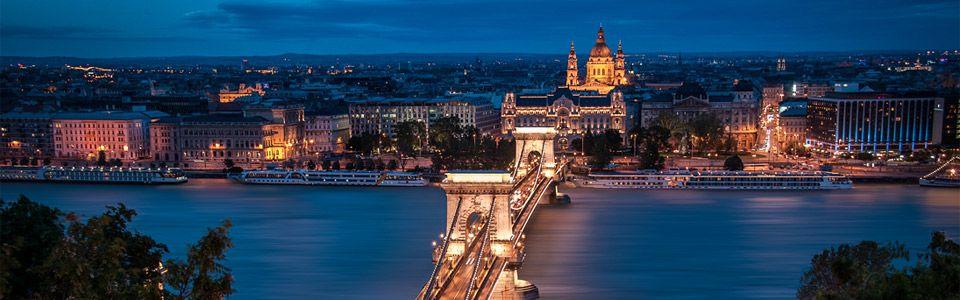 Будапешт – всего 15,900 руб!