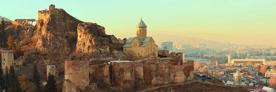 Автобусный тур в Грузию и Армению