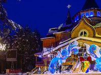 Зимний экспресс «В гости к Деду Морозу»