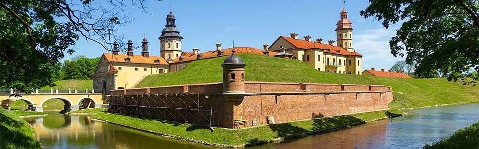 Экскурсионный тур по Беларуси — 18,900 руб!