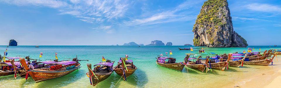 Таиланд из Самары — всего 35,500 руб!