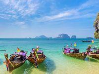 Таиланд из Оренбурга — всего 41,500 руб!