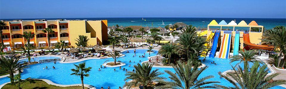 Тунис из Самары летом