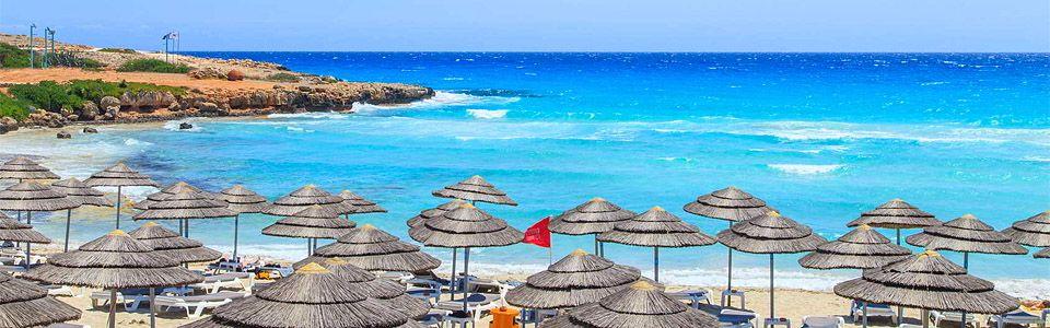 Кипр из Самары на 12 дней!