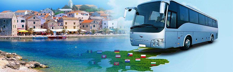 Экскурсионный тур по Европе и 2 дня на море