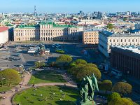 Автобусный тур в Петербург —  от 12,900 руб!