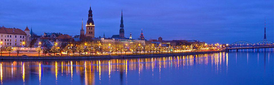 Рига, Таллин, Вильнюс и отдых на море — от 37,300 руб!