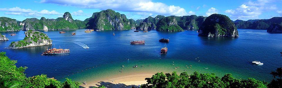 Вьетнам — от 18,500 руб!
