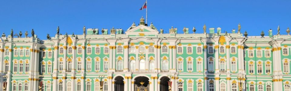 Санкт-Петербург из Самары  — от 12,100 руб!