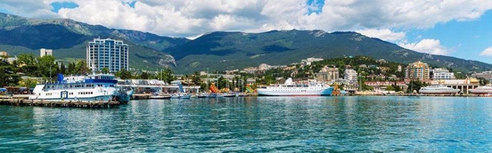 Крым из Самары на полном питании!