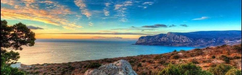 Крым из Самары – от 9,400 руб!
