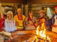 КАРЕЛИЯ новогодний пир у викингов 3 дня