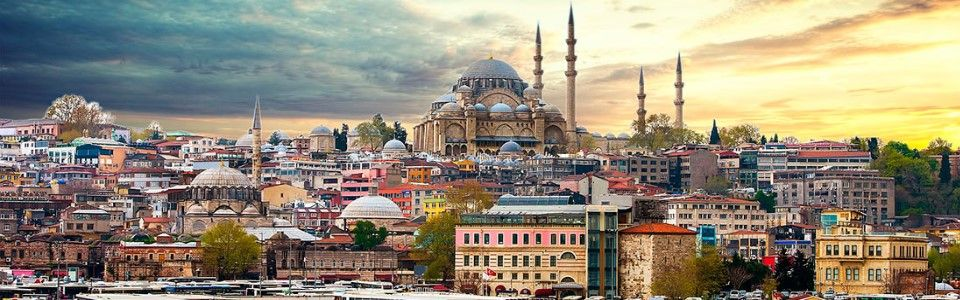 Стамбул из Москвы — от 10,400 руб!