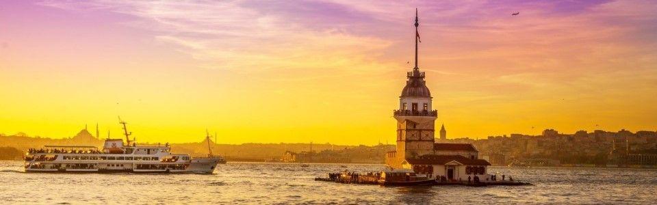 Стамбул из Москвы — от 18,200 руб!